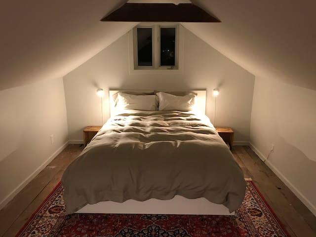 Cozy sleep nook