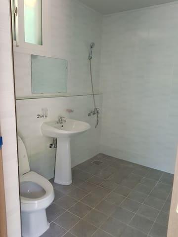 펜션화장실