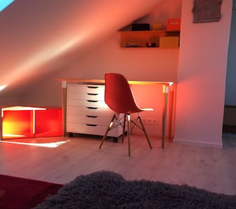 Brand new loft close to Ulriken and City centre. - Bergen