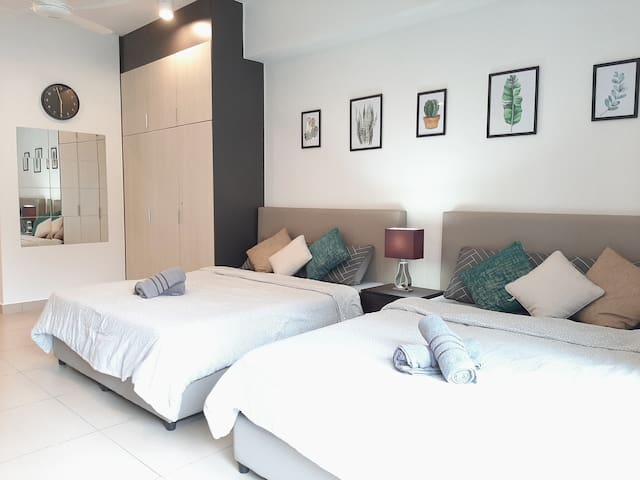 FAMILY COZY HOME @ MIDHILLS GENTING | 8 MINS GPO