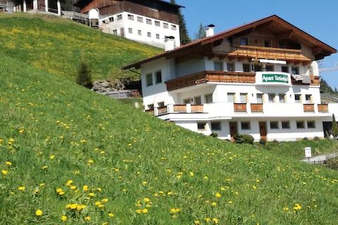 Apart Tiefenbach 2 directamente en la pista de esquí!!!