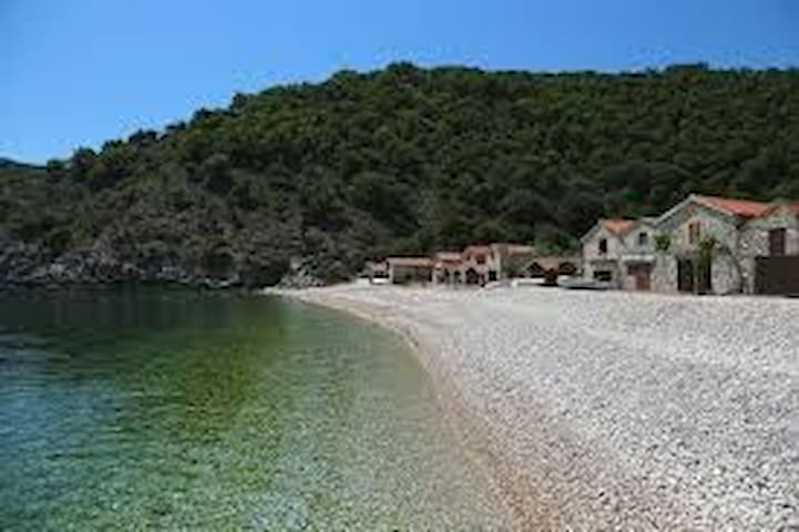 Apartman na plaži/Apartman on the beach