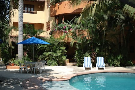 Beautiful Pool Side Condo-  Ground Level