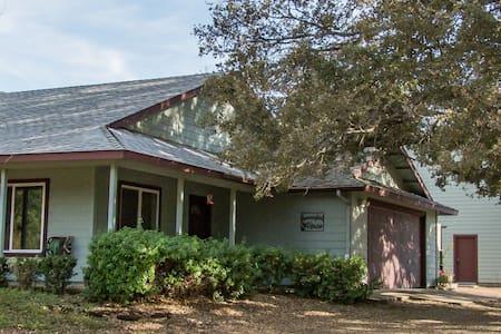 Sequoia/Kings Canyon: The Hummingbird House