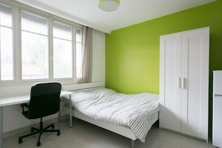 Small apartment near the metro 7 (3 minutes walk) - Vitry-sur-Seine - Apartemen