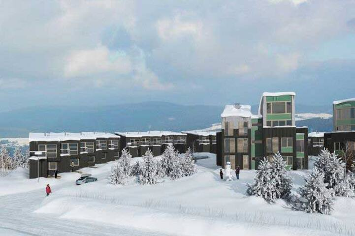 Moderní apartmán skiareál Klínovec ****