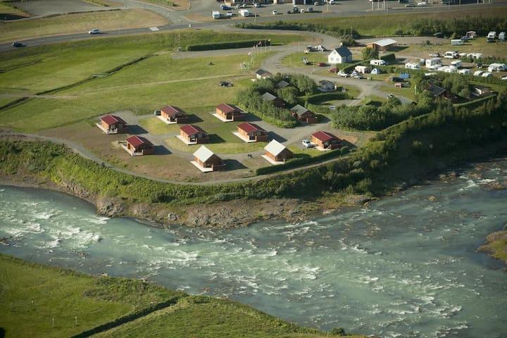 Gladheimar Cottages - Blönduós