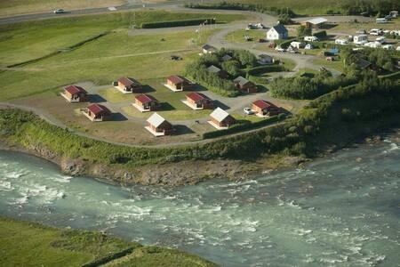 Gladheimar Cottages - Blönduós - Hut