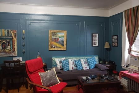 Covid Sale. Your Home away from Home close to NYC