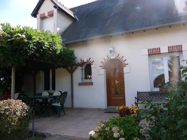 Chambre au coeur des chateaux de la Loire - Candé-sur-Beuvron - Pension