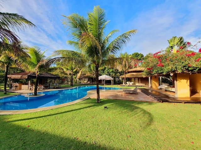 Um resort só para você