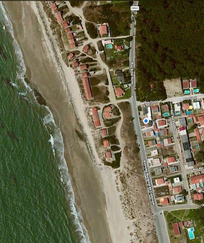 Mega Casa de férias 1a linha Praia! - Apúlia - Casa