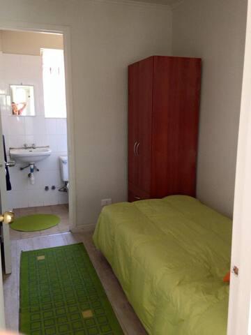 Single Private room - Coquimbo - Casa
