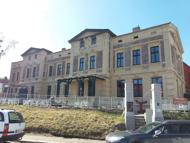 Villa Meinecke VI Einzelzimmer