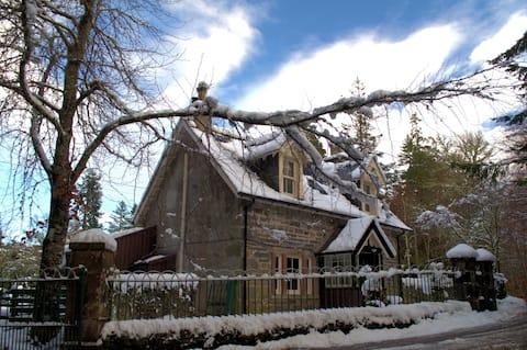 West Lodge Strathconon