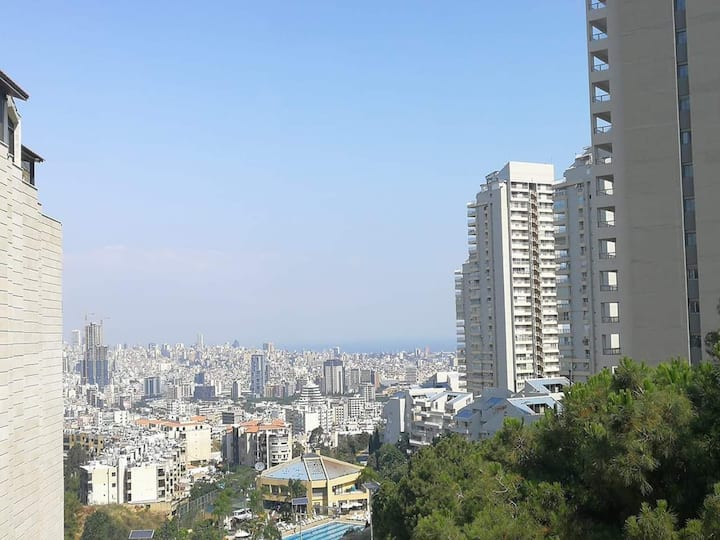 High End apartment for rent in Mar Roukoz, Beirut