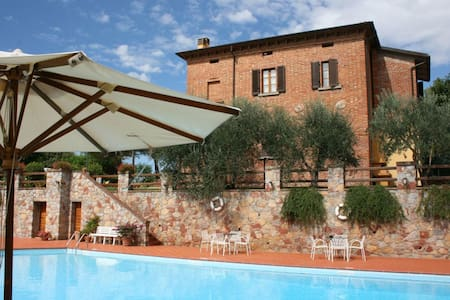 Il Parco - Il Pomo, sleeps 5 guests in Croce - Sinalunga