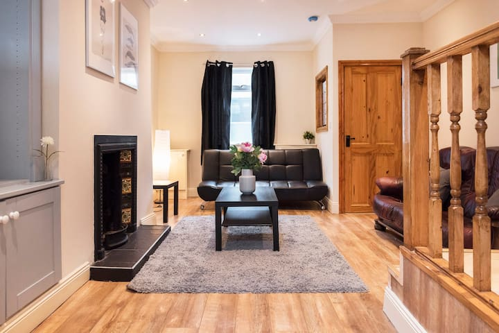 Refurbished House in Heart Of Dublin City