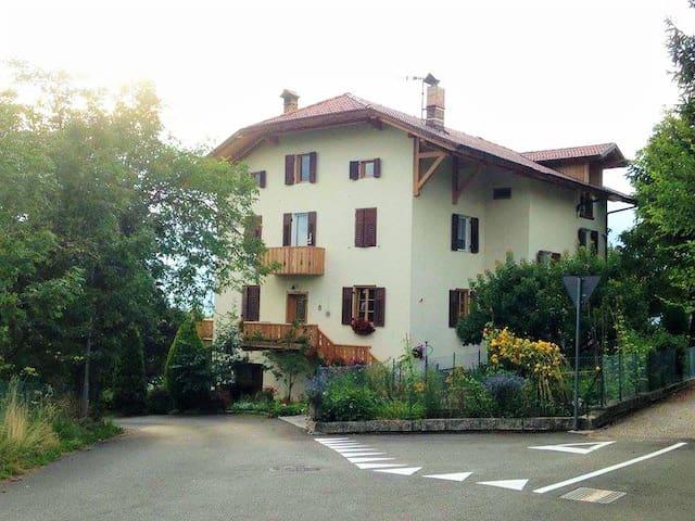 Vacanza in alta Val di Non - Salter - Lakás