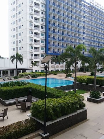 Fully furnished condo at Tower C SM Sea Residences