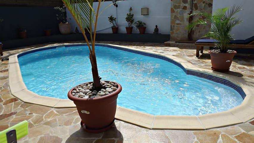 Maison avec piscine privée - Ravine des Cabris - Ház