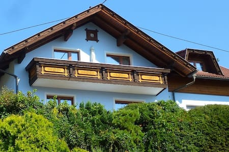 140m² Apartment mit Seeblick in Seeboden