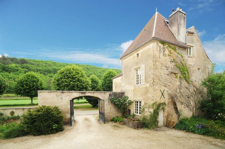 Gite  de charme près de Vezelay - Sermizelles - Haus