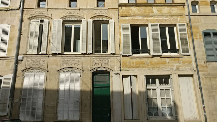 Appartement 18eme - Bar-le-Duc - Apartamento