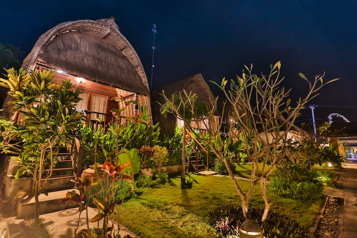 Deluxe Cottage@Sunset Coin Lembongan