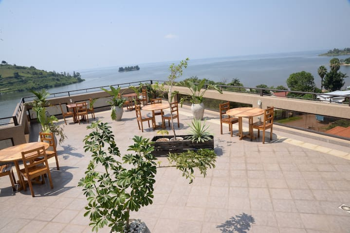 Rooftop Bar & Grill Terrace