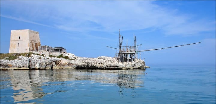 Ferienanlage I Tesori Sud Apulien 3 personen