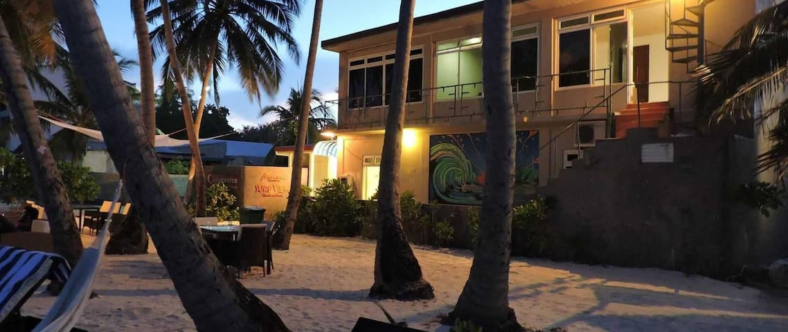 Surf View Guesthouse on Thulusdhoo