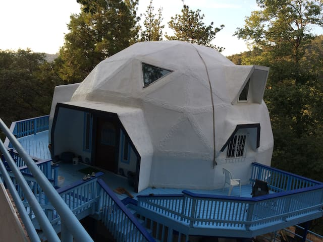 Eco Dome House (URL HIDDEN)
