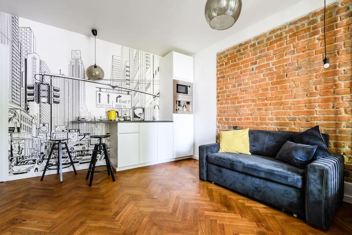 Central Station Apartment