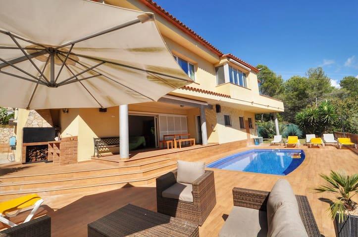 Villa Cristina C079 - Blanes - Huis