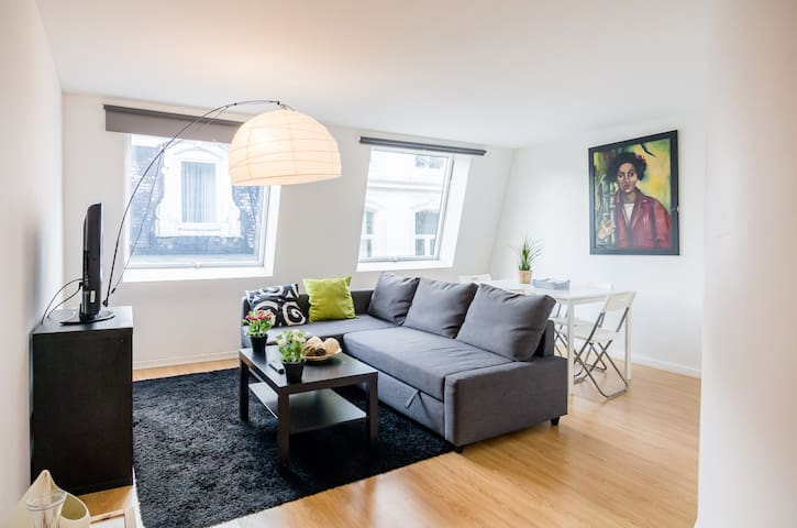 Apartment in the center of Brussels - Bruxelles - Apartemen