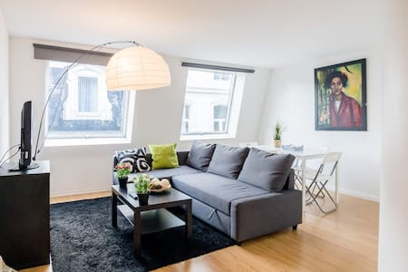 Apartment in the center of Brussels - Bruxelles - Appartement