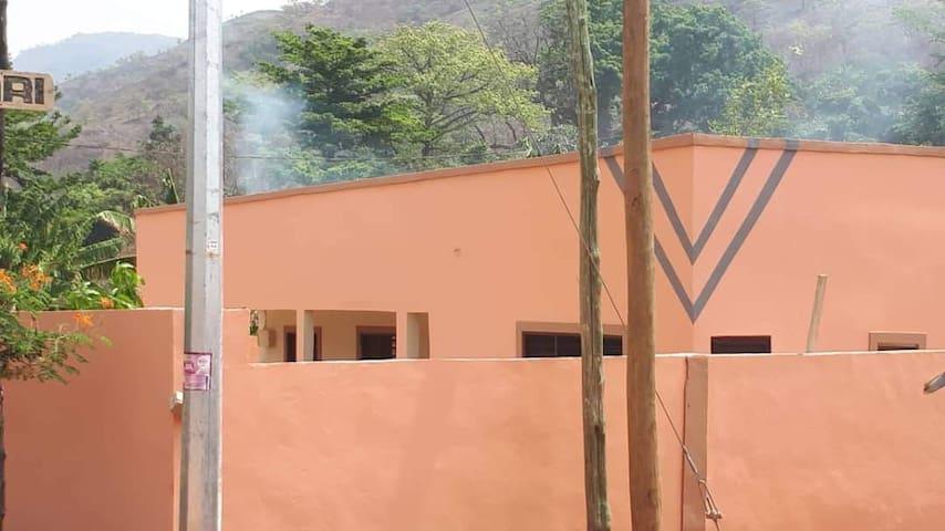 Whole/ Part Bungalow in Wli - Volta Region, Ghana