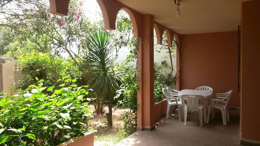 Maison de plage à Sidi Bouzid proche de la mer - Sidi Bouzid - Apartment
