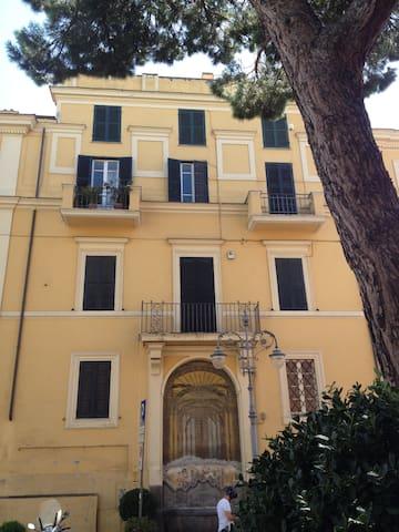 CASTELLI ROMANI paesaggio e Arte - Grottaferrata - Apartemen
