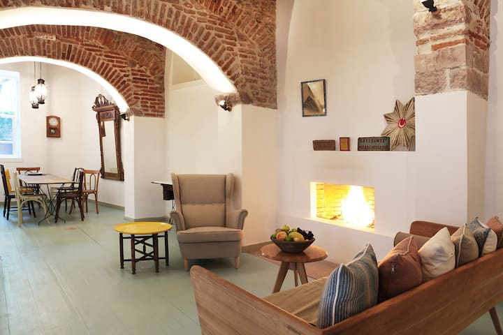 Luxurious mansion in the heart of Ayvalik
