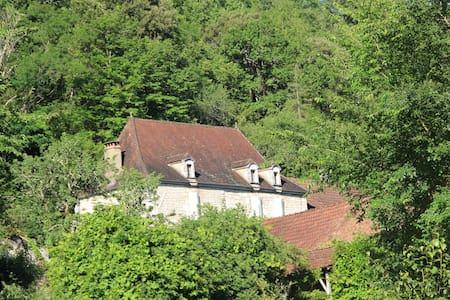 La maison d'Albertine - Peyrillac-et-Millac - บ้าน