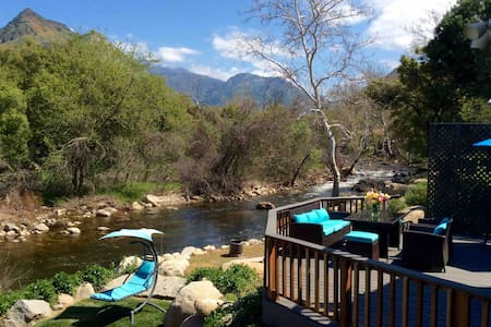 RIVER FRONT PARADISE, 7 MILES FROM SEQUOIA PARK