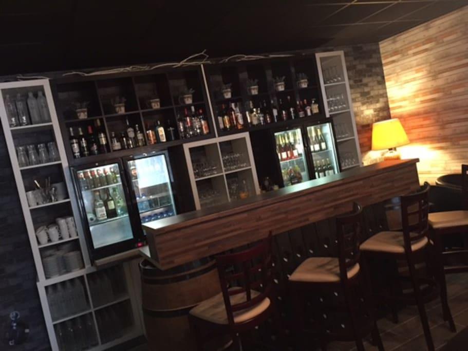 Gezellige bar!