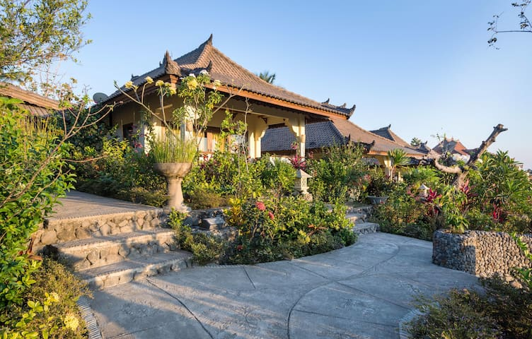 Rinjani Lodge Senaru- Bungalow