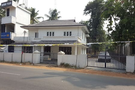 Independent Villa close to Thrissur Town Centre