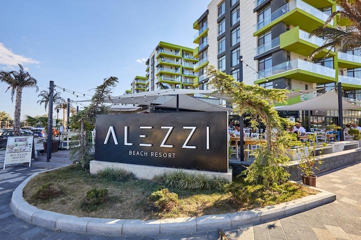 Alezzi Sea and Spa .Locuinta pe plaja
