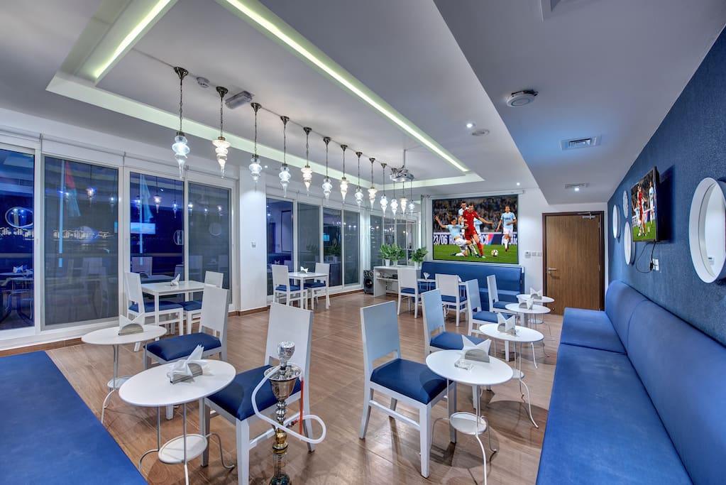 Enormous Shisha Lounge