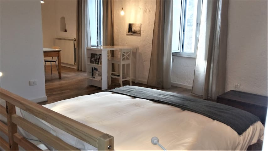 Loft in Templari b&b, historic house - Brindisi - Bed & Breakfast