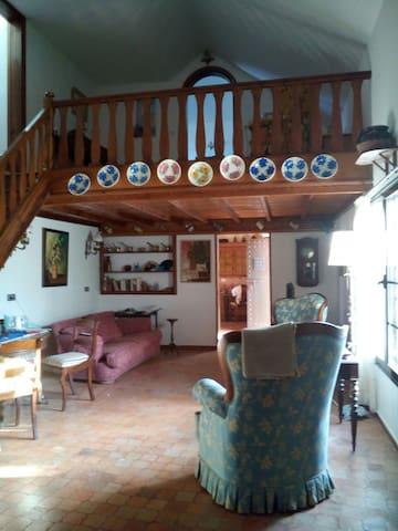 Villa Hobbit in the Vulcan&Sea - Ye - Dom
